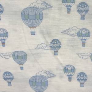Bilde av Ull - Luftballonger lys blå