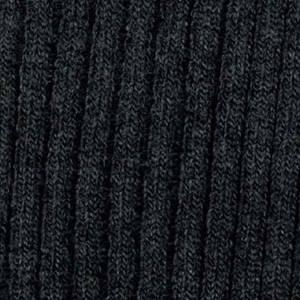 Bilde av Ribb grovstrikket mørk grå