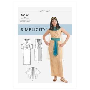 Bilde av Simplicity S9167 Kostyme