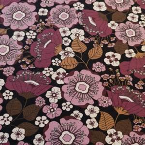 Bilde av Jersey - blomster retro lilla