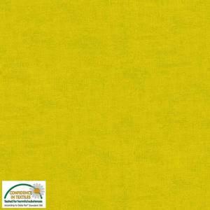 Bilde av Bomull melange gul/grønn