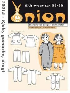Bilde av Onion 10015 Heldrakt, kjole og tights