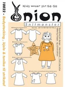 Bilde av Onion 10022 body, kjole og tunika