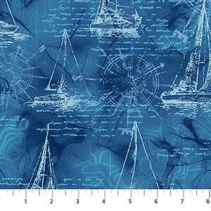 Bilde av Bomull - Sail Away, sailboat driwing