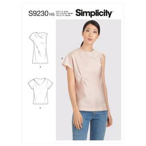 Bilde av Simplicity S9230 Topp