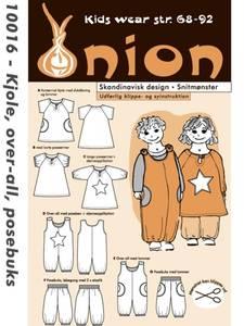 Bilde av Onion 10016 Kjole, selebukse og bukse