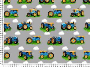 Bilde av Jersey - traktor på grå bakgrunn