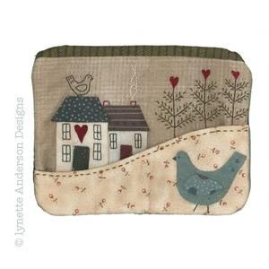 Bilde av Lynette Anderson Contry cottage purse