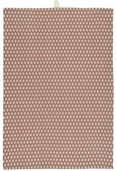 Koppehåndkle faded rose m/ mønster