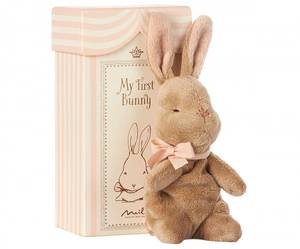 Bilde av Maileg - My First Bunny in Box, rosa